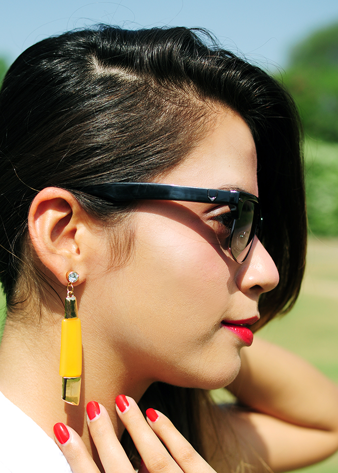 #SundayLiving | AND | Akanksha Redhu | earring