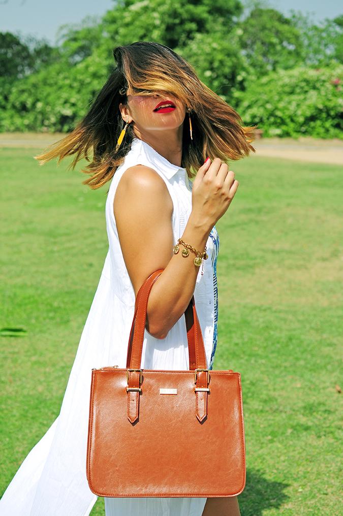 #SundayLiving | AND | Akanksha Redhu | hair flip