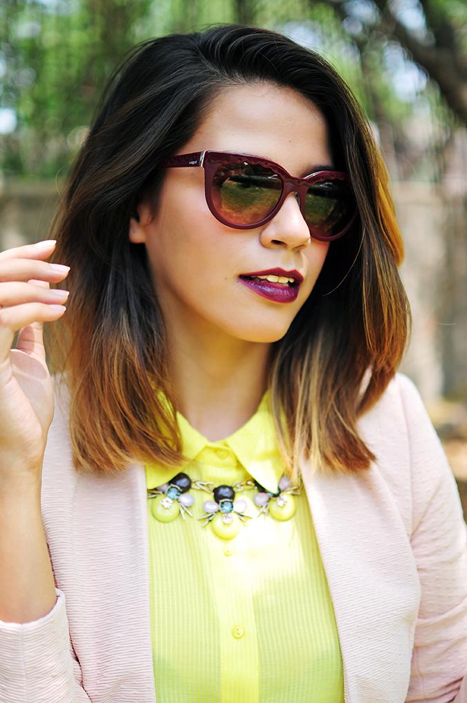 How To Style: Blazers 101 | Akanksha Redhu | face closeup
