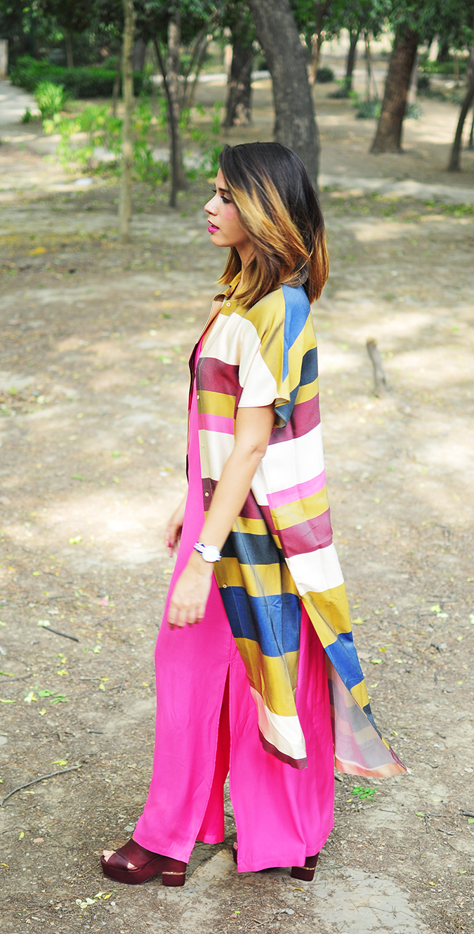 { How to Wear } - Everyday Glam | Akanksha Redhu | full side walking