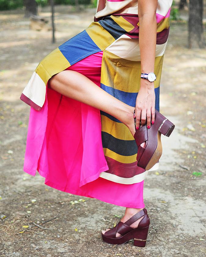{ How to Wear } - Everyday Glam | Akanksha Redhu | half side bottom
