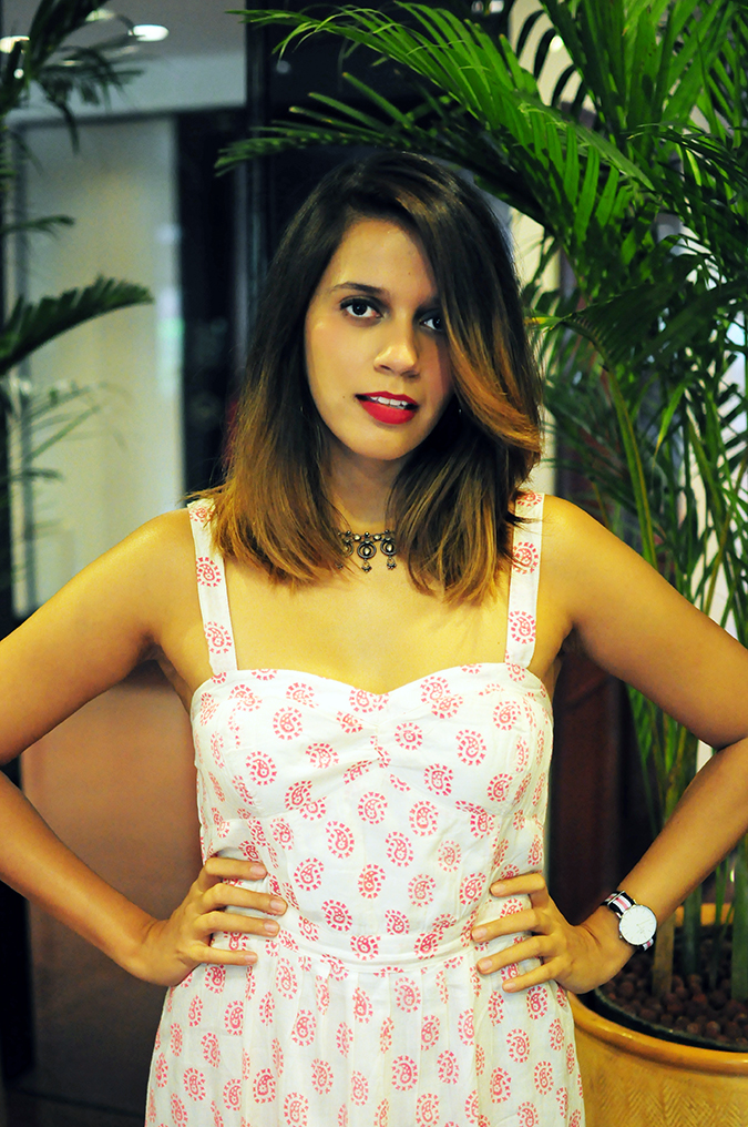 Philips Bodygroomers Launch with Arjun Kapoor | Akanksha Redhu | half front