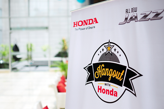 #AllNewJazz   Honda   Akanksha Redhu   registration site branding