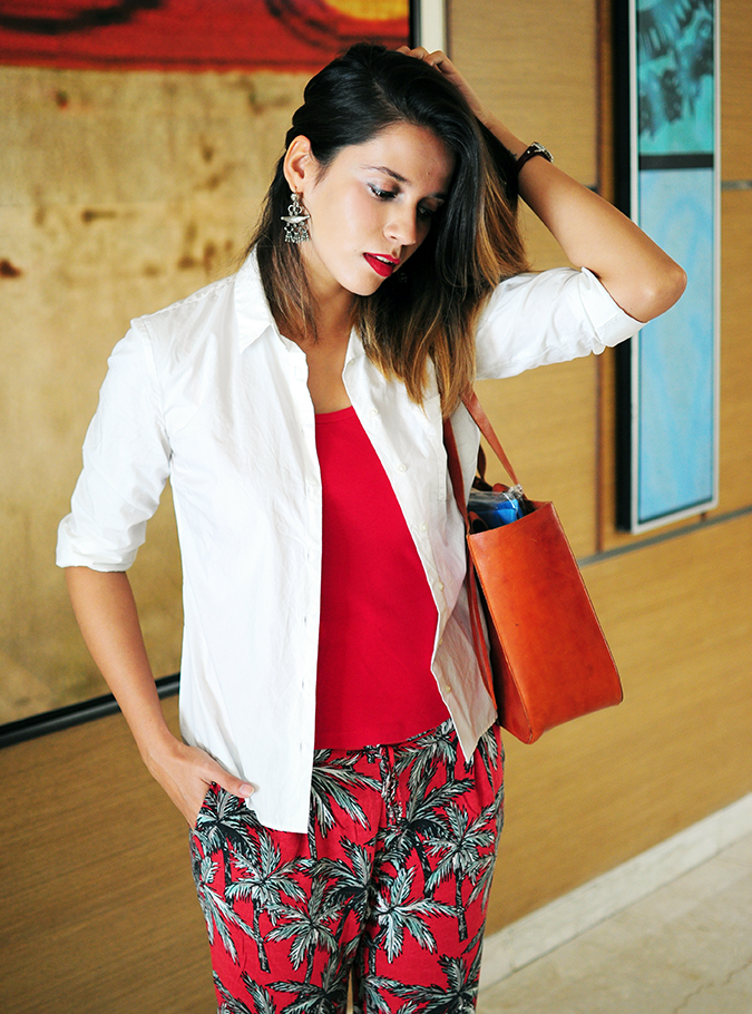 #AllNewJazz | Honda | Akanksha Redhu | outfit front half