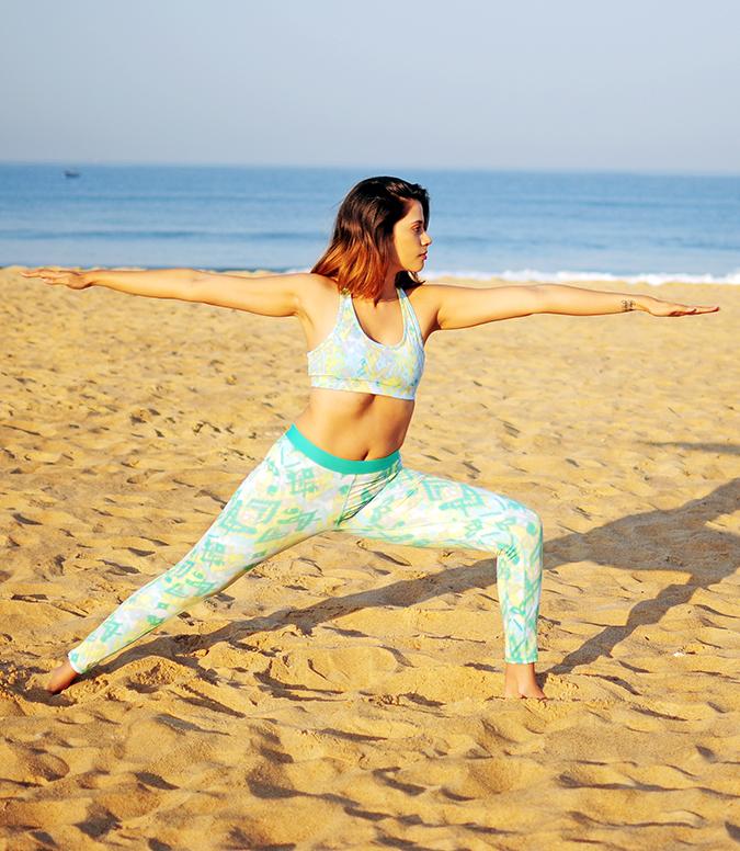 Yoga | Virabhadrasana II - Warrior II Pose | Akanksha Redhu