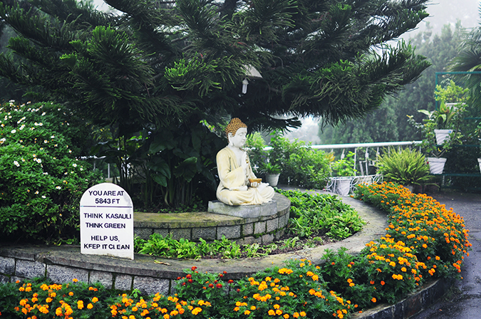 Kasauli | Akanksha Redhu | buddha