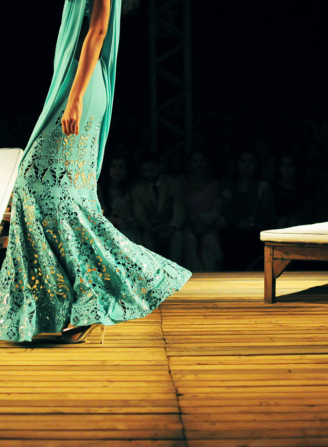 Monisha Jaising | The Sailing Bride | Akanksha Redhu | aicw | sea green