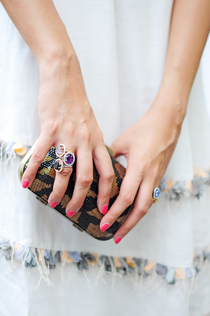 The Palette | Tanishq | Akanksha Redhu | with clutch
