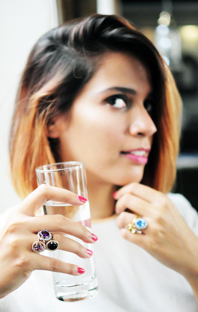 The Palette | Tanishq | Akanksha Redhu | glass of water