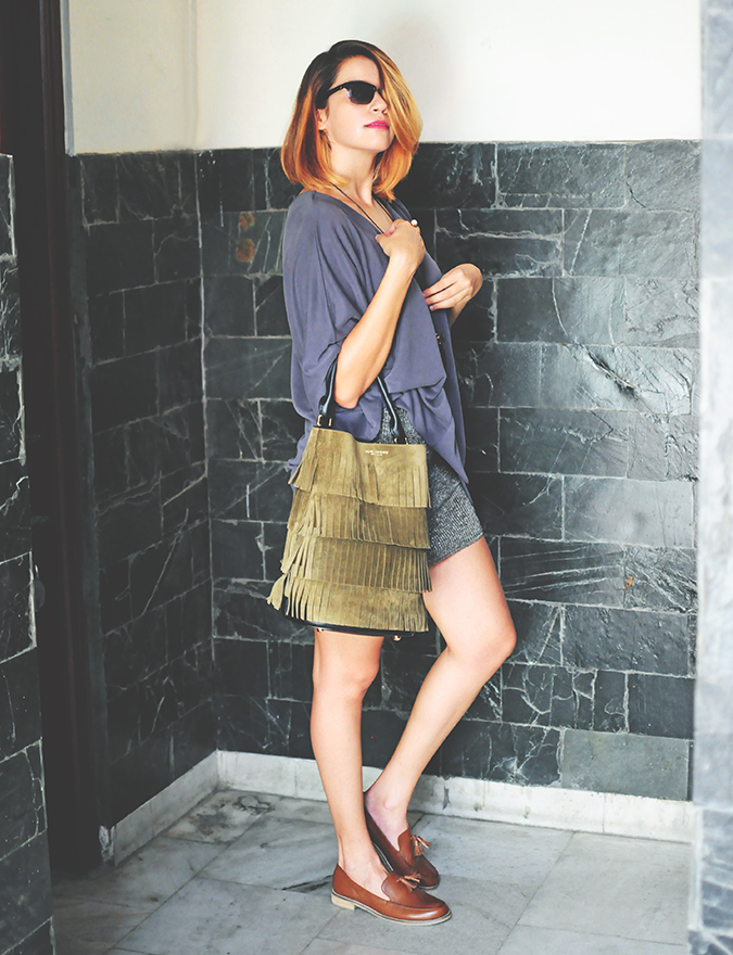 Burberry Bucket Bag | Akanksha Redhu | #ootd | full three fourth