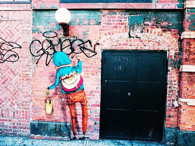 New York City | #RedhuxNYC | boy art