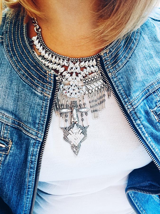 New York City | #RedhuxNYC | necklace