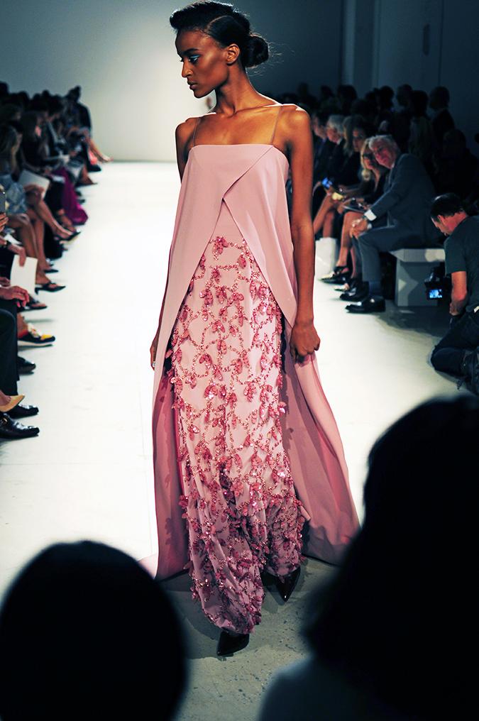 Bibhu Mohapatra | NYFW | Akanksha Redhu | lavender gown