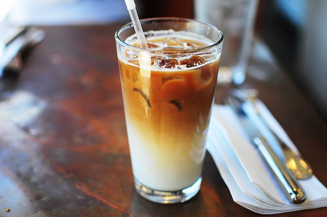 Airbnb | New York City | #RedhuxNYC | sugar cafe coffee