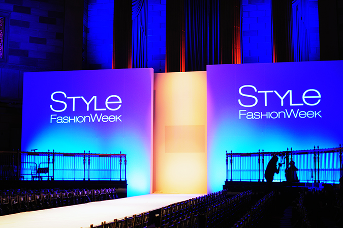 Malan Breton | StyleFW | NYFW | #RedhuxNYC | pre show