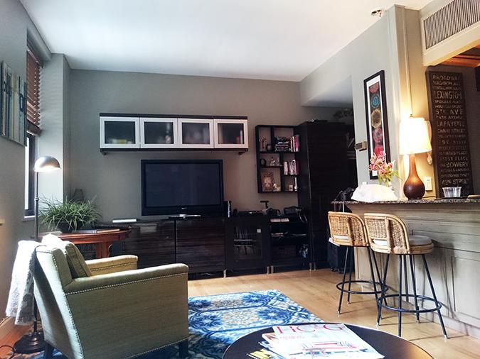 Airbnb | New York City | #RedhuxNYC | tv