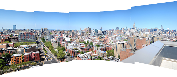 Airbnb | New York City | #RedhuxNYC | pano