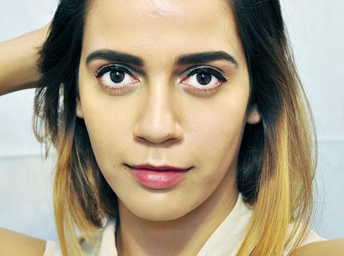 Spawake BB Moisture Fresh | BBcream | Akanksha Redhu | face after application