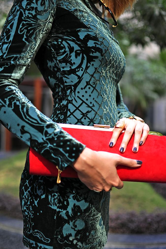Balmain x H&M | #HMBalmaination | Akanksha Redhu | fabric details