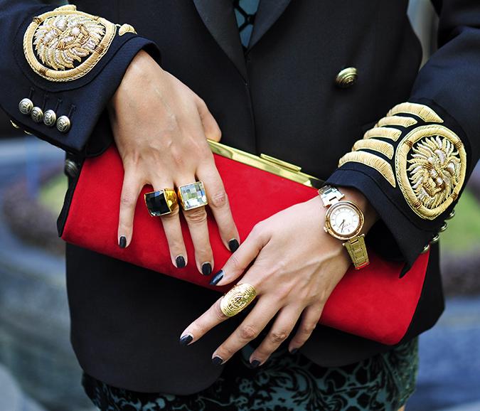 Balmain x H&M | #HMBalmaination | Akanksha Redhu | accessories wide