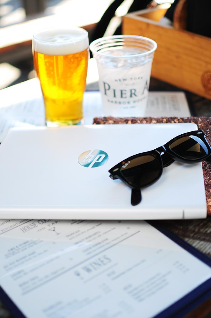 New York City | HP | Akanksha Redhu | HPx2 | lunch time