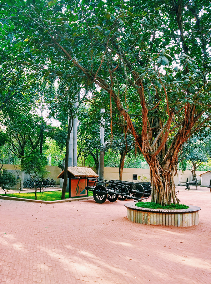Crafts Museum | New Delhi | Akanksha Redhu | carts from far