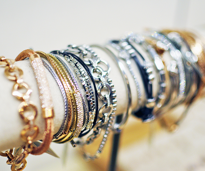Holiday Season with Fossil | Akanksha Redhu | bracelets