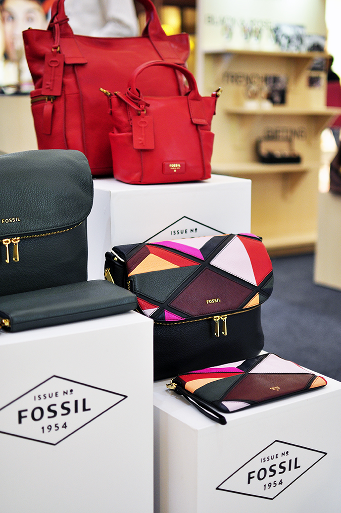 Holiday Season with Fossil | Akanksha Redhu | preston window disp far