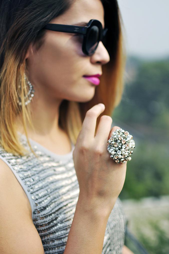 Vero Moda Marquee | Qutub | Akanksha Redhu | ring