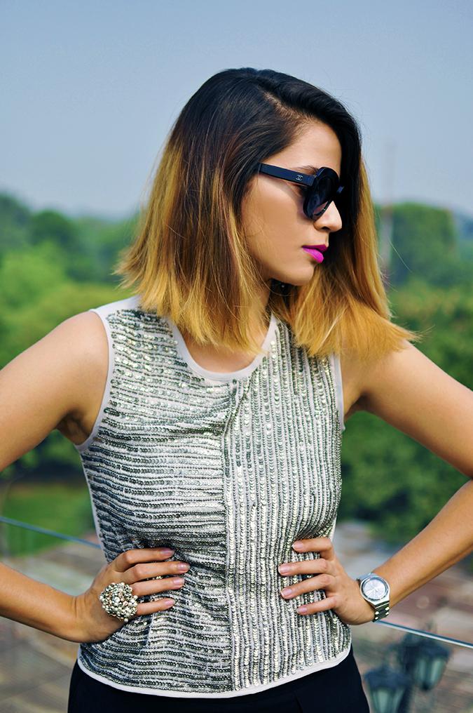 Vero Moda Marquee | Qutub | Akanksha Redhu | half front both arms on waist