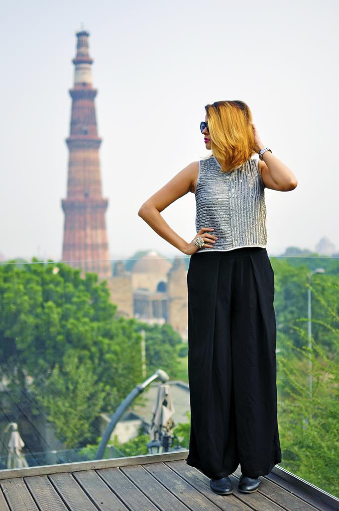 Vero Moda Marquee | Qutub | Akanksha Redhu | full front hair qutub
