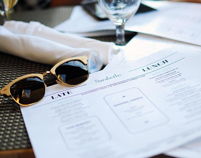 Sarabeth's  | New York City | Akanksha Redhu | camera menu