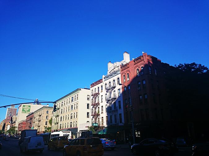 Sarabeth's  | New York City | Akanksha Redhu | blue sky