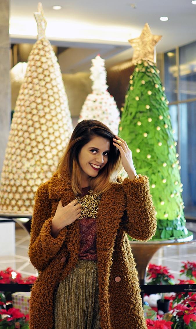 Christmas Cheer | Akanksha Redhu | smiling with edible trees