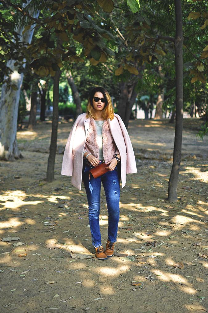 Warm n Fuzzy | Only India | Akanksha Redhu | full front woods