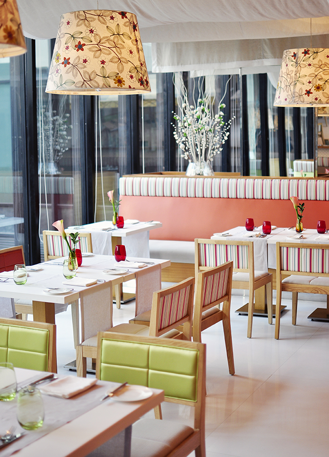 Pluck Restaurant - Pullman New Delhi | Akanksha Redhu | interiors 2 long