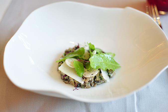 Pluck Restaurant - Pullman New Delhi | Akanksha Redhu | mushroom