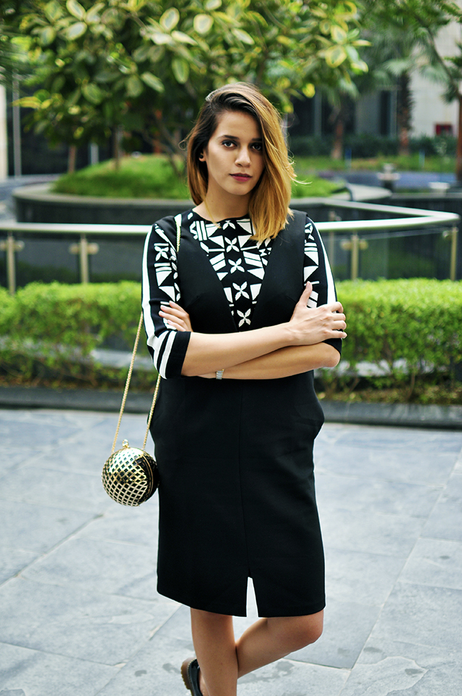 Akira Back - JW Marriott | Akanksha Redhu | front green