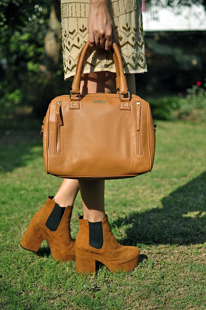 Vero Moda Marquee   Akanksha Redhu   side bag shoes