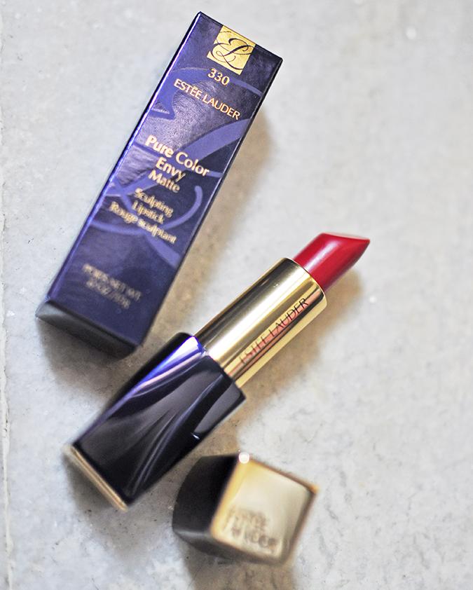 Beauty Edit Dec | Akanksha Redhu | Estee Lauder lipstick pieces