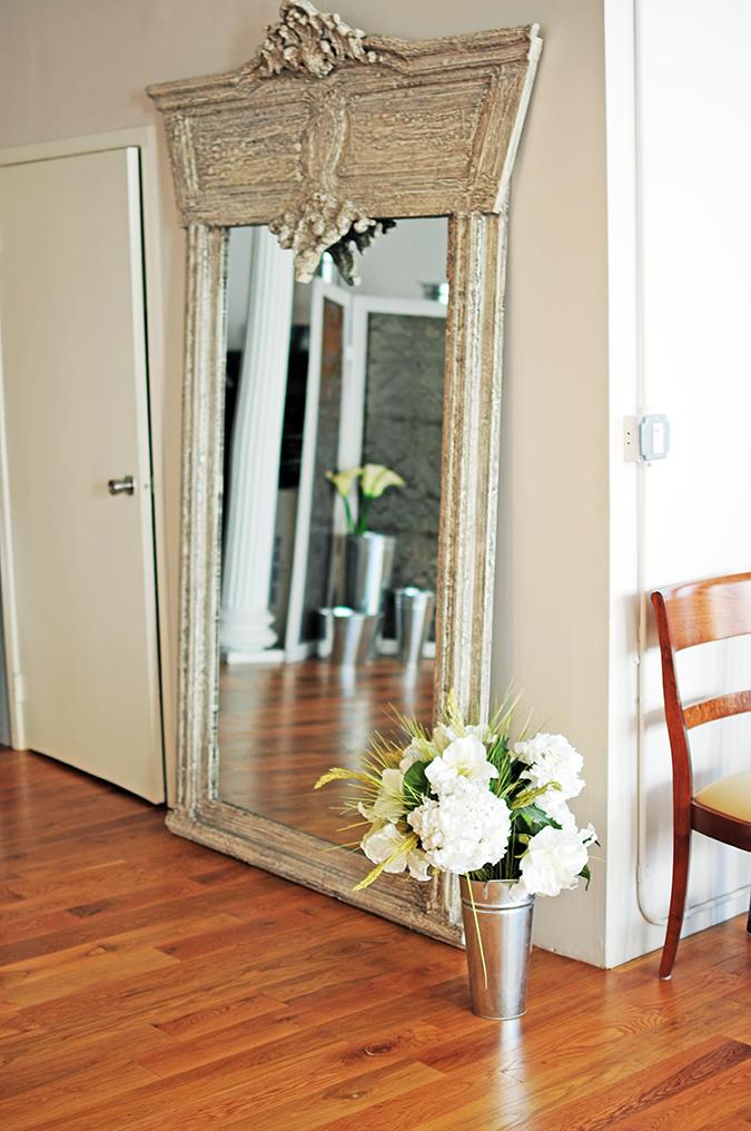 Negative Underwear | Akanksha Redhu | standing mirror