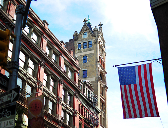 #RedhuxNYC | usa flag