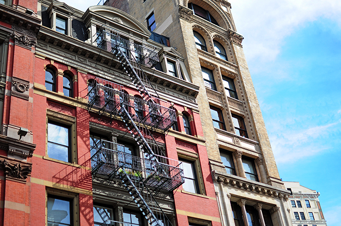 #RedhuxNYC | fire escape