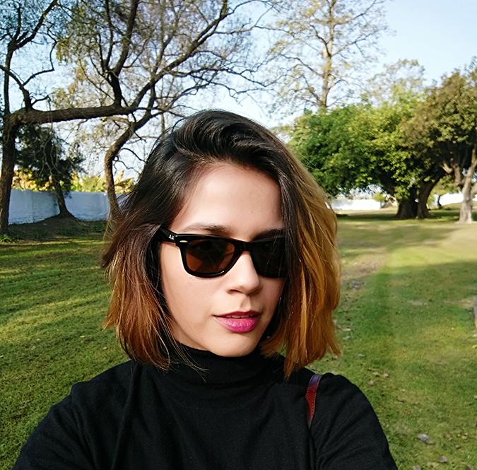 Akanksha Redhu | Travel India | black