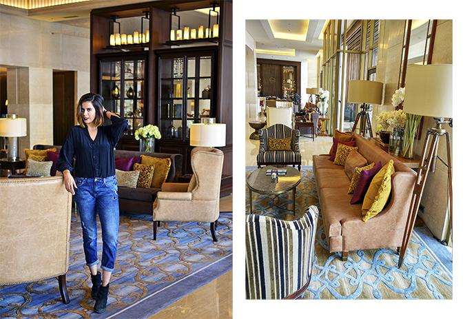 JW Marriott Mussoorie | Akanksha Redhu | Travel | full front and perch combo