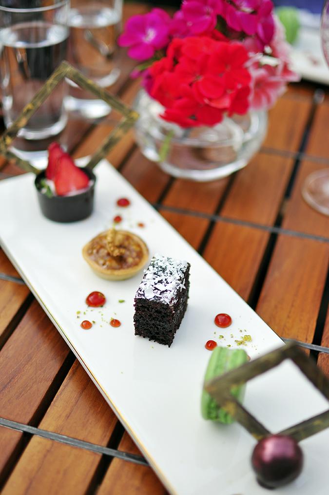 JW Marriott Mussoorie | Akanksha Redhu | Travel | greenhouse desserts