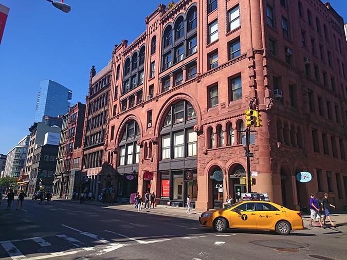 New York | Akanksha Redhu | #RedhuxNYC | yellow taxi on road