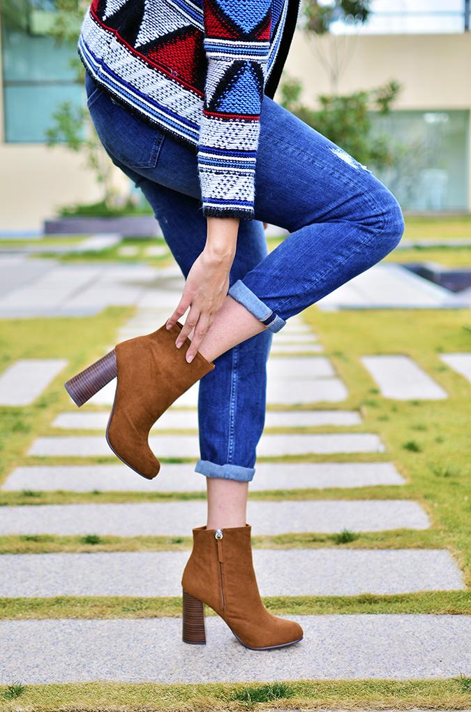 Riff - Raff | Look of the Day | Akanksha Redhu | shoes