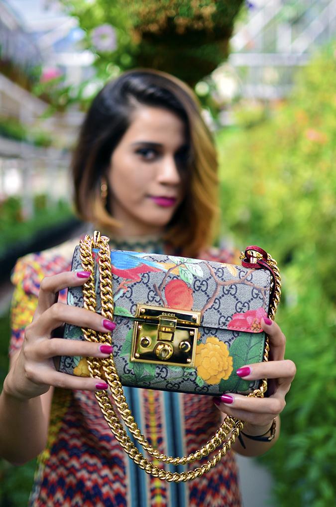 The Greenhouse | Gucci | Akanksha Redhu | bag focus
