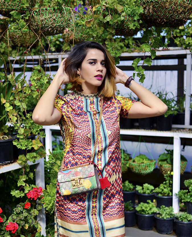 The Greenhouse | Gucci | Akanksha Redhu | half front arms up